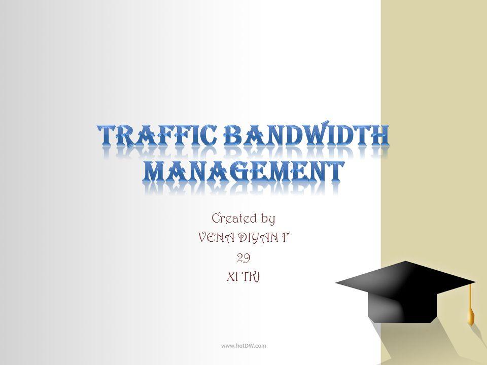 TRAFFIC BANDWIDTH MANAGEMENT
