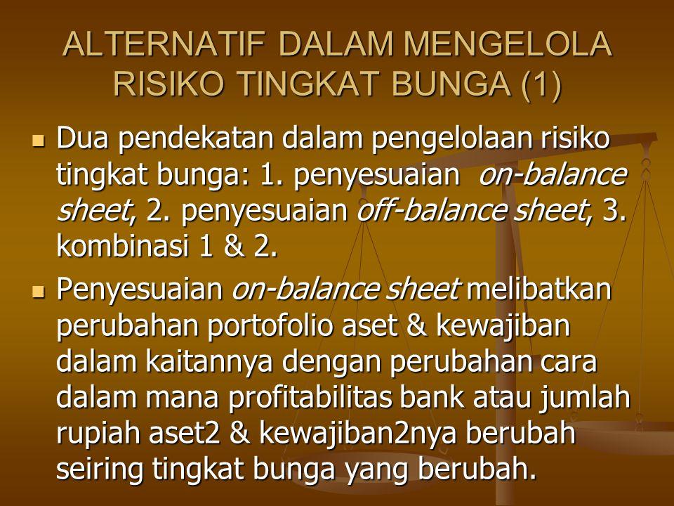 ALTERNATIF DALAM MENGELOLA RISIKO TINGKAT BUNGA (1)