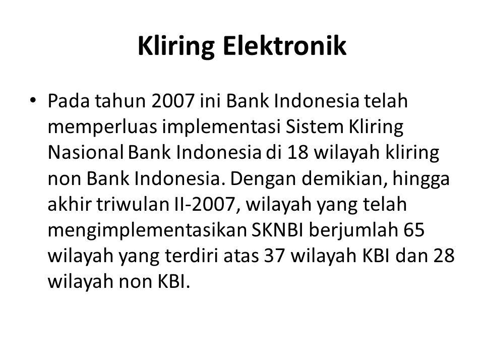 Kliring Elektronik