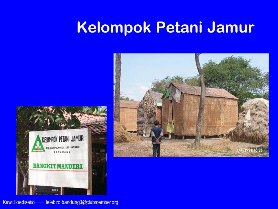 Kelompok Petani Jamur Kawi Boedisetio ------ telebiro.bandung0@clubmember.org