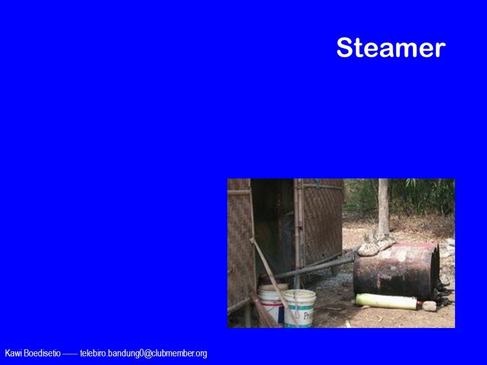 Steamer Kawi Boedisetio ------ telebiro.bandung0@clubmember.org