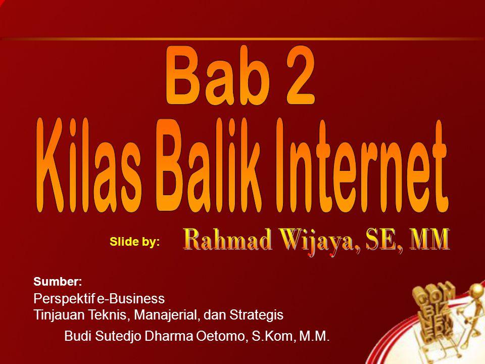 Bab 2 Kilas Balik Internet
