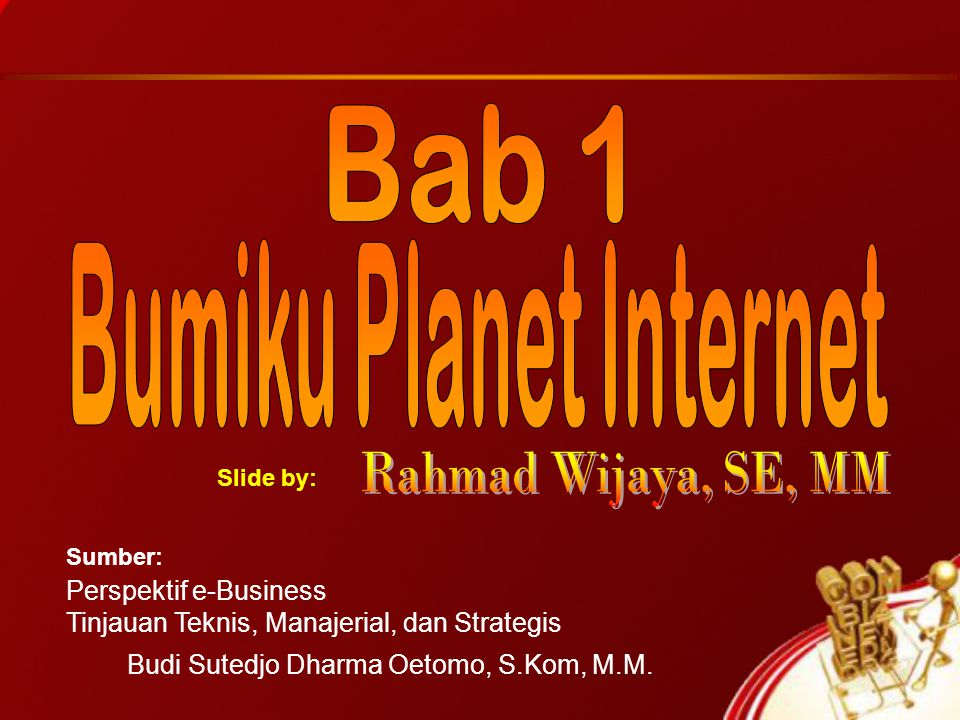 Bumiku Planet Internet