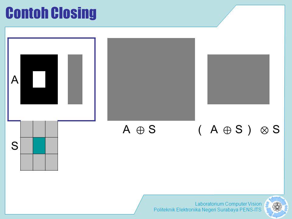 Contoh Closing A ⊕ S ( ) ⊗