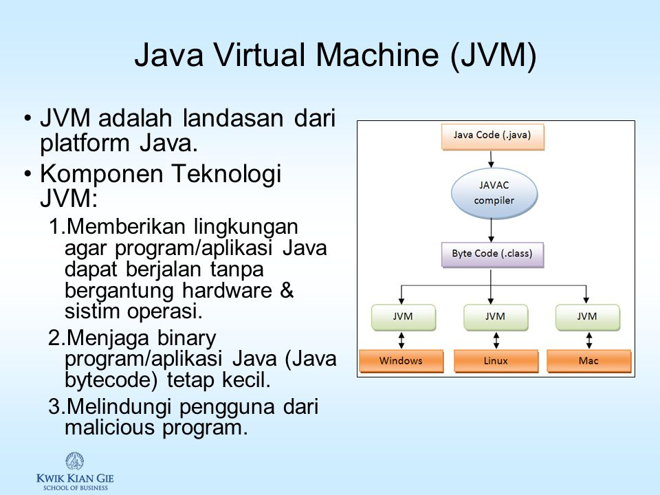 Java Virtual Machine (JVM)