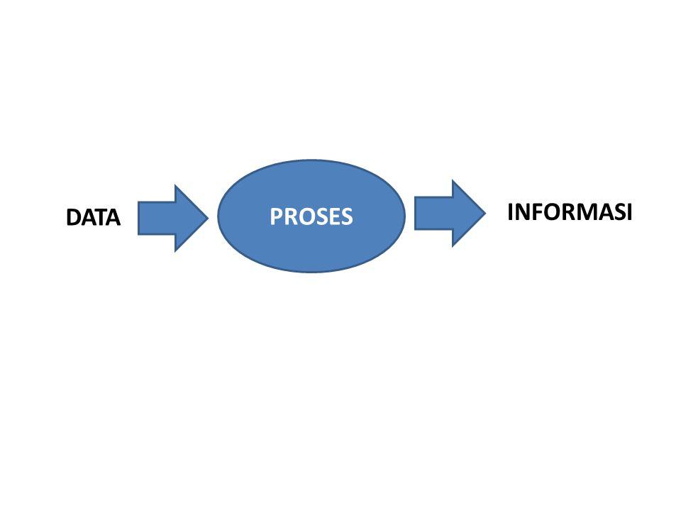 PROSES INFORMASI DATA