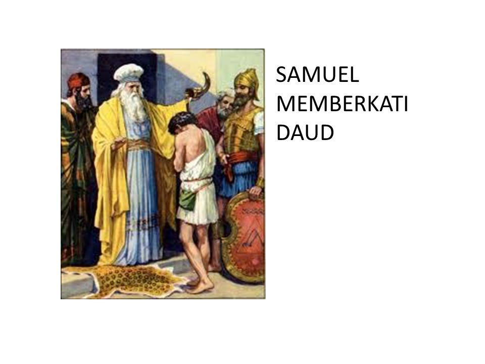 SAMUEL MEMBERKATI DAUD