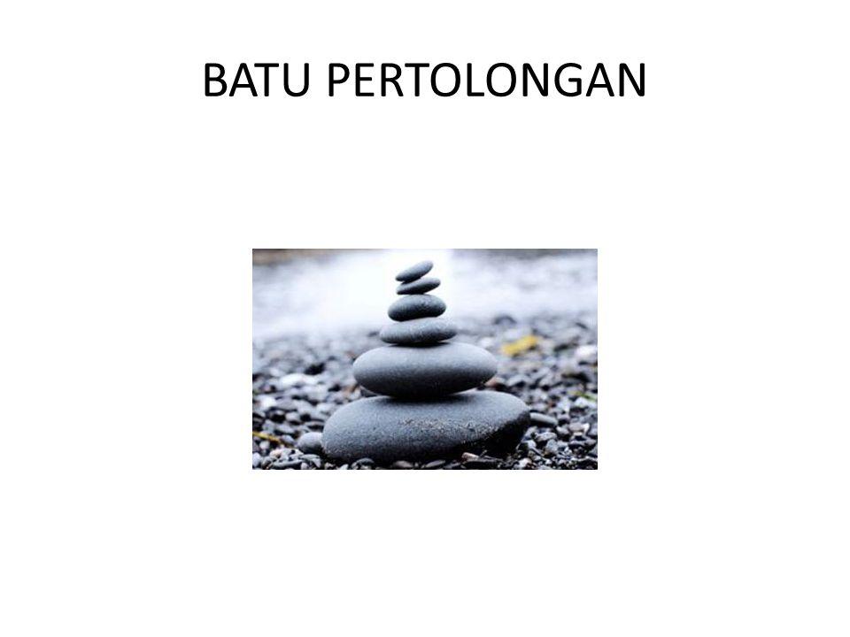 BATU PERTOLONGAN