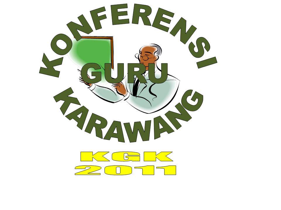 KONFERENSI GURU KARAWANG KGK 2011