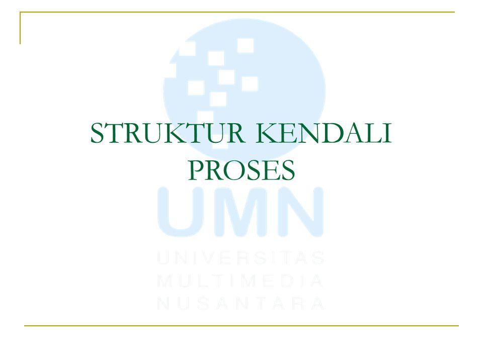 STRUKTUR KENDALI PROSES
