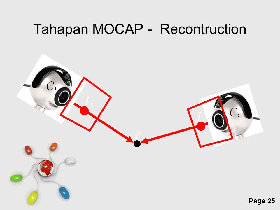 Tahapan MOCAP - Recontruction