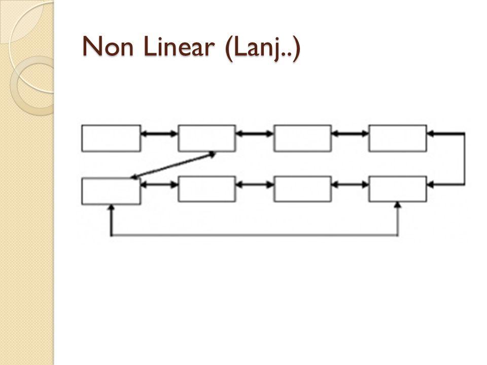 Non Linear (Lanj..)