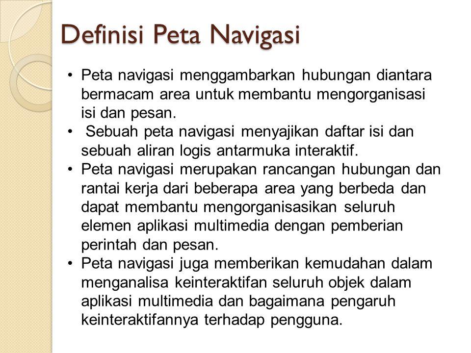 Definisi Peta Navigasi