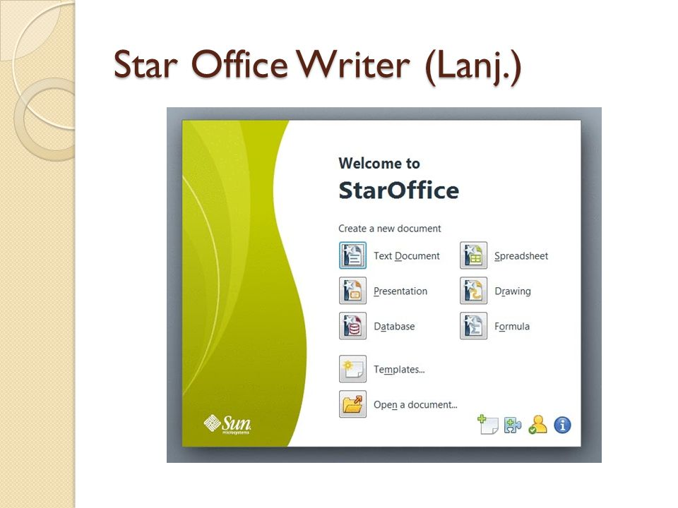 Star Office Writer (Lanj.)