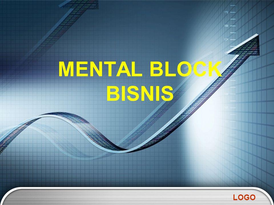 MENTAL BLOCK BISNIS