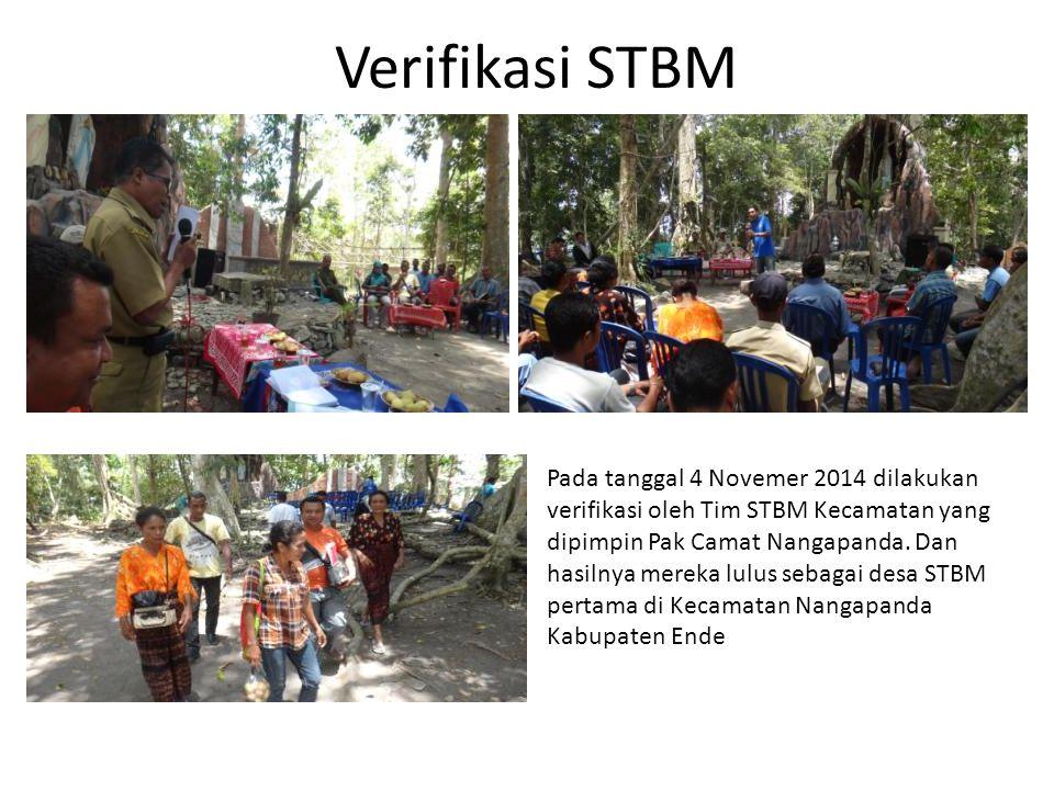Verifikasi STBM