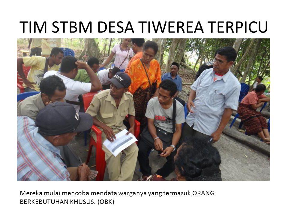 TIM STBM DESA TIWEREA TERPICU