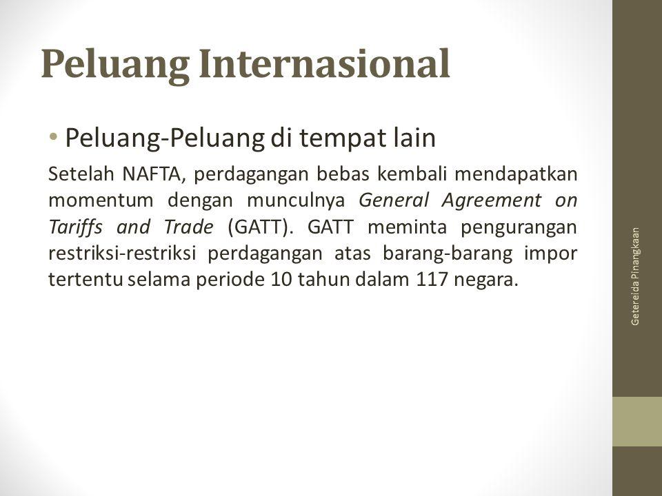 Peluang Internasional