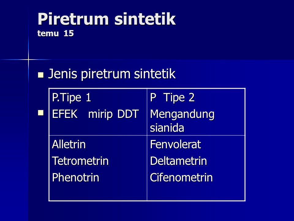 Piretrum sintetik temu 15