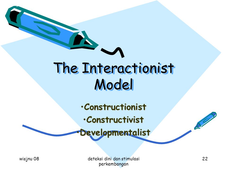 The Interactionist Model