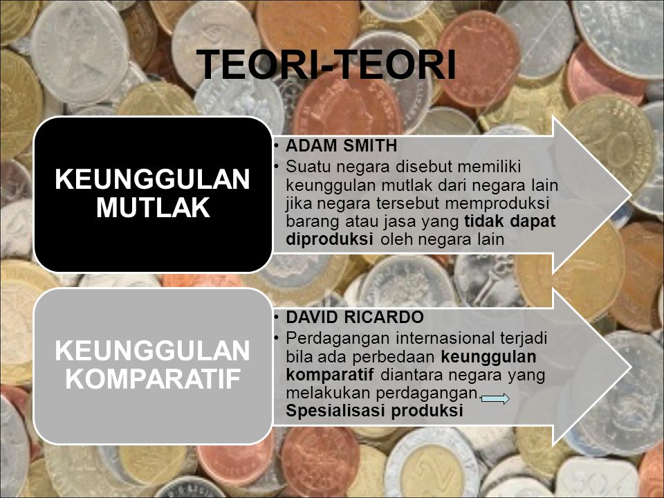 KEUNGGULAN KOMPARATIF
