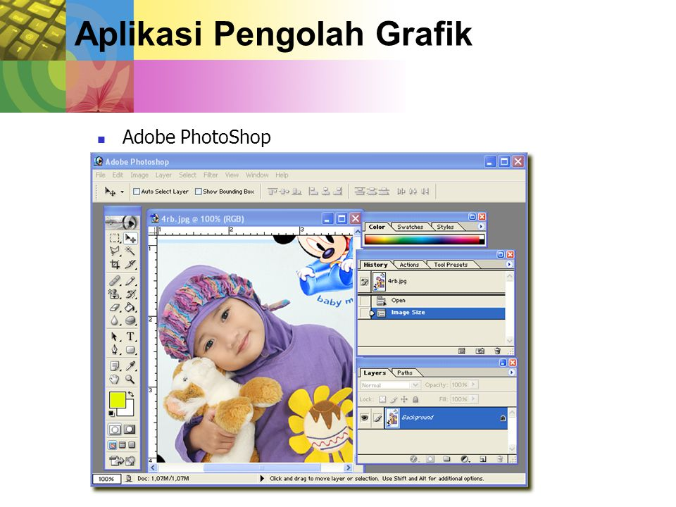 Aplikasi Pengolah Grafik