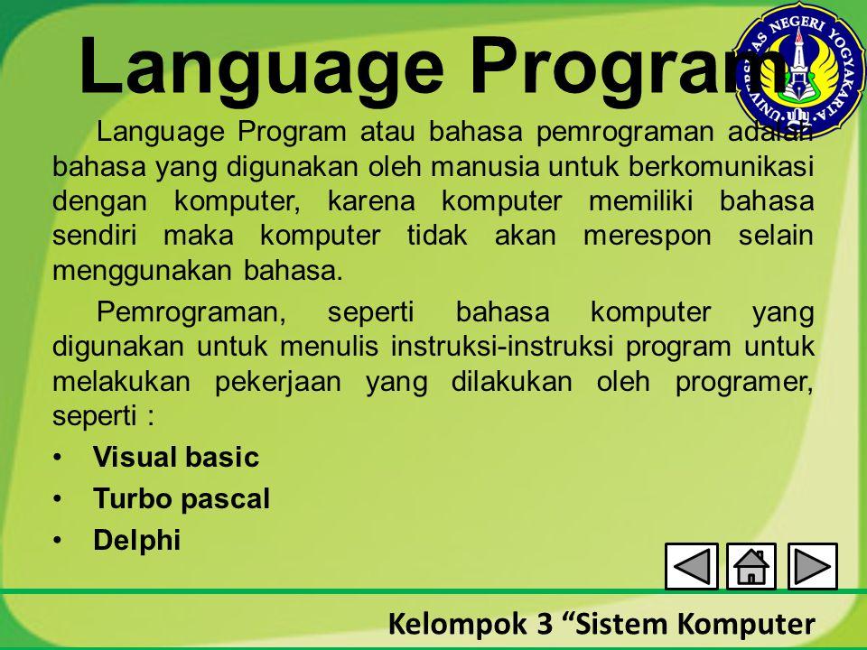 Language Program