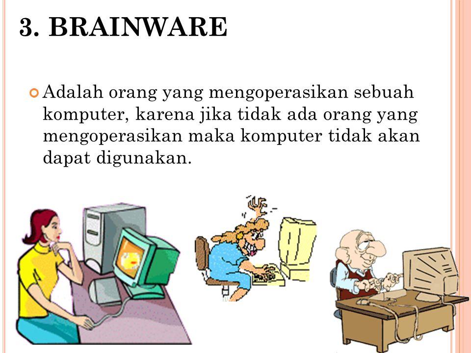 3. BRAINWARE