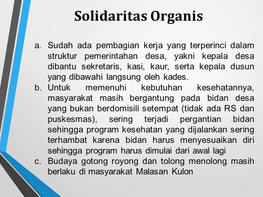 Solidaritas Organis