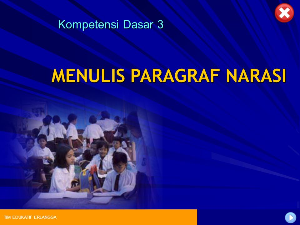 MENULIS PARAGRAF NARASI
