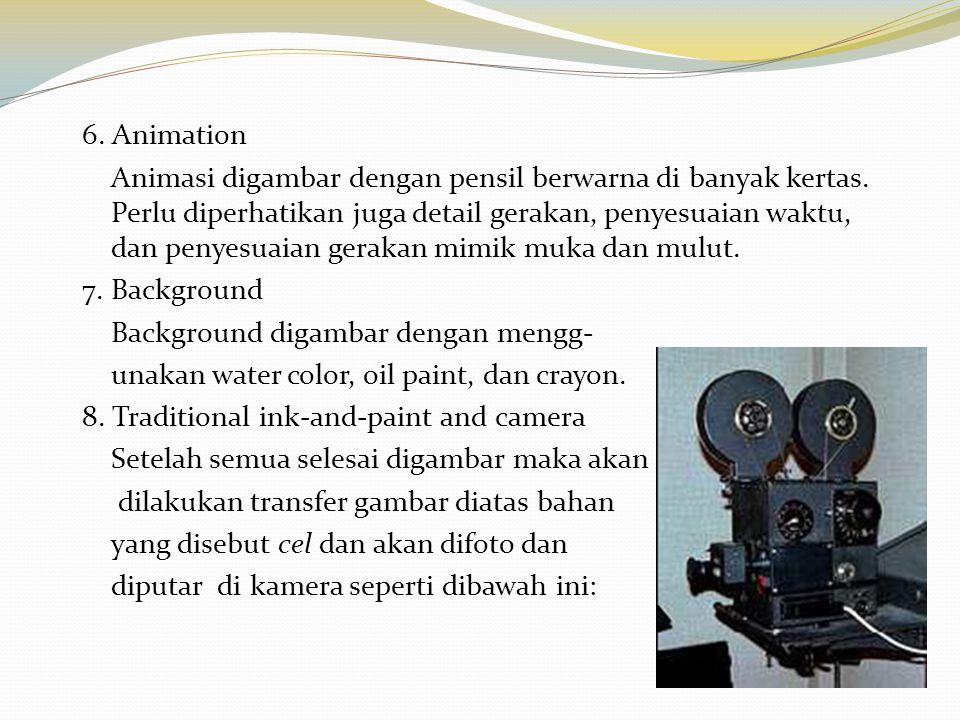 6. Animation
