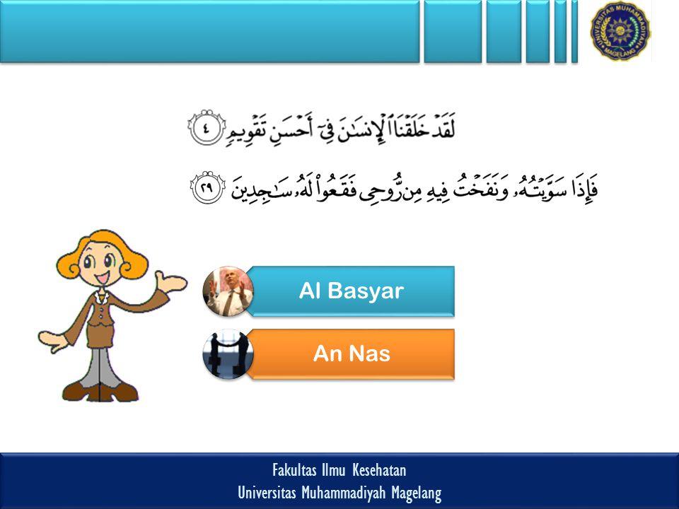 Al Basyar An Nas Fakultas Ilmu Kesehatan