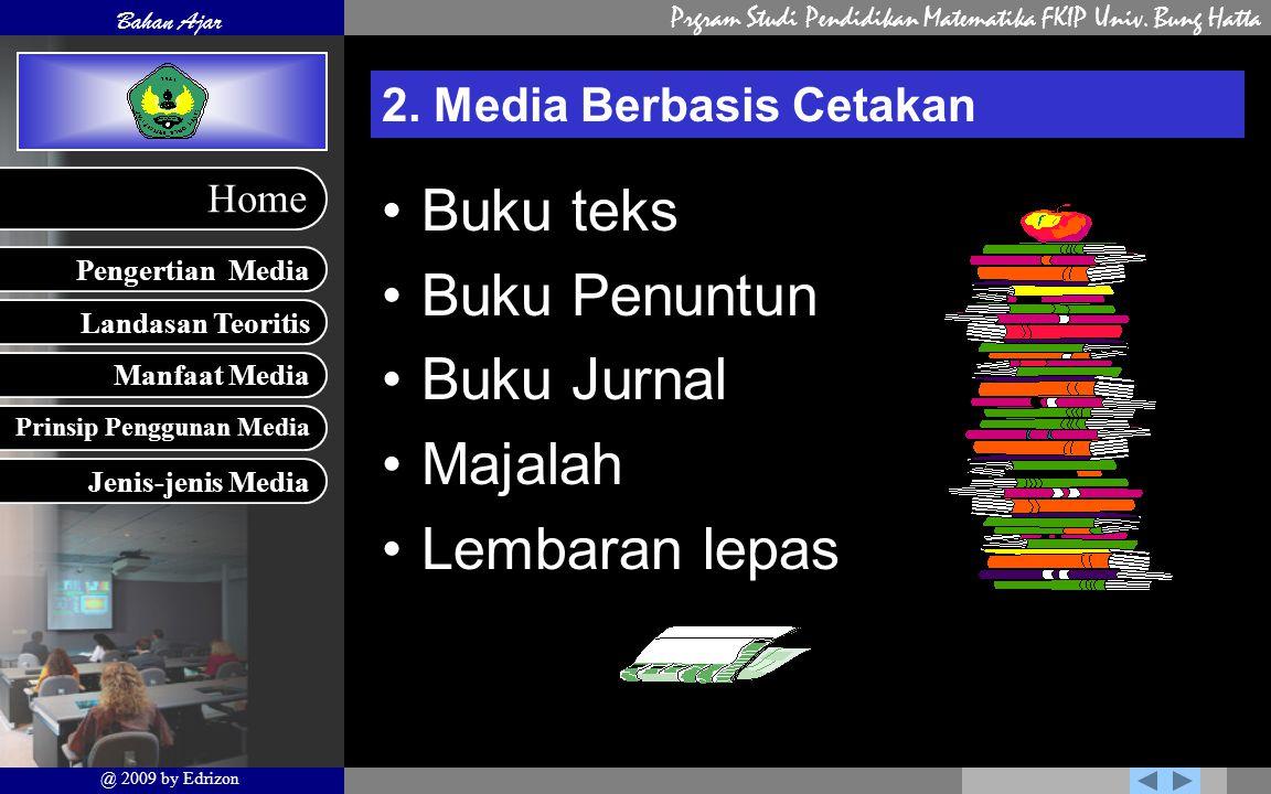 2. Media Berbasis Cetakan