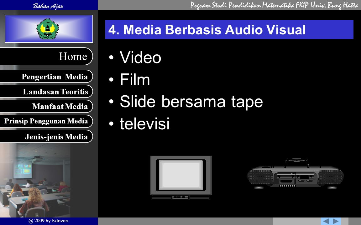4. Media Berbasis Audio Visual