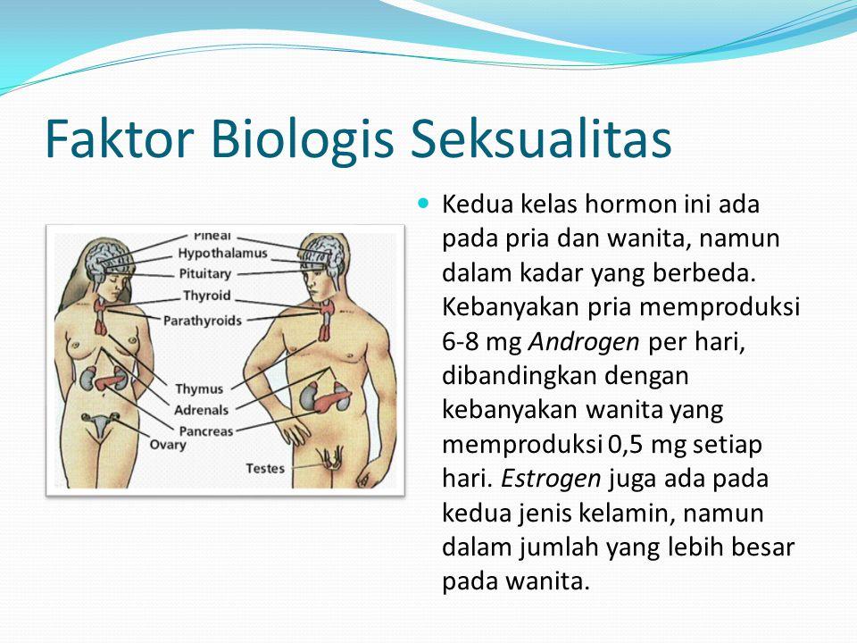 Faktor Biologis Seksualitas