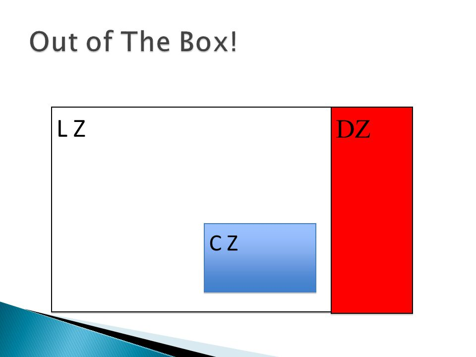 Out of The Box! L Z DZ C Z