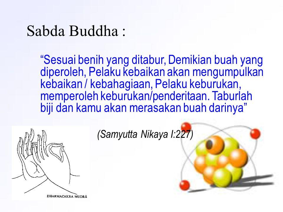 Sabda Buddha :