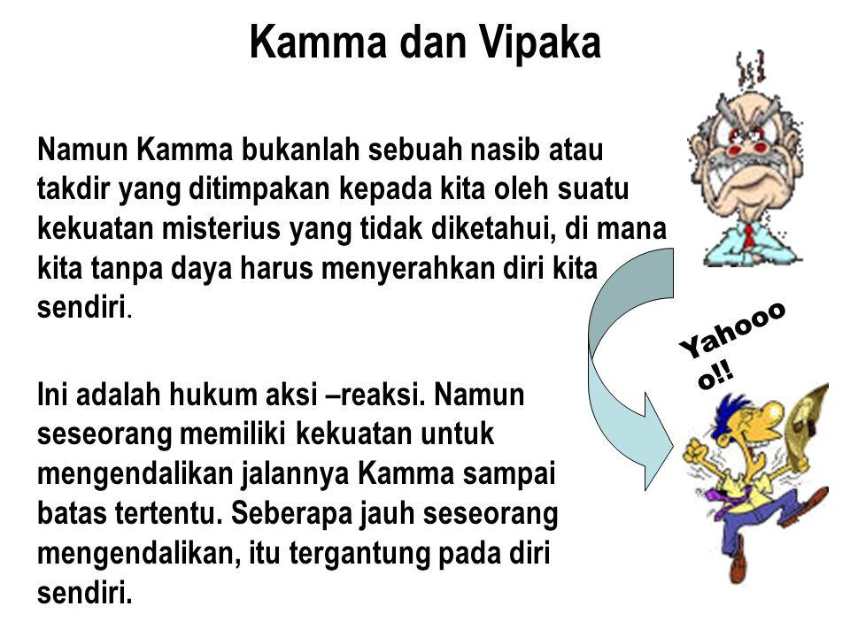 Kamma dan Vipaka