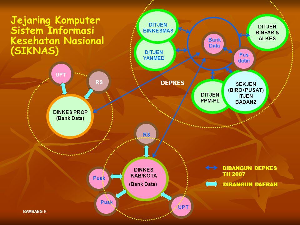 Sistem Informasi Kesehatan Nasional (SIKNAS)