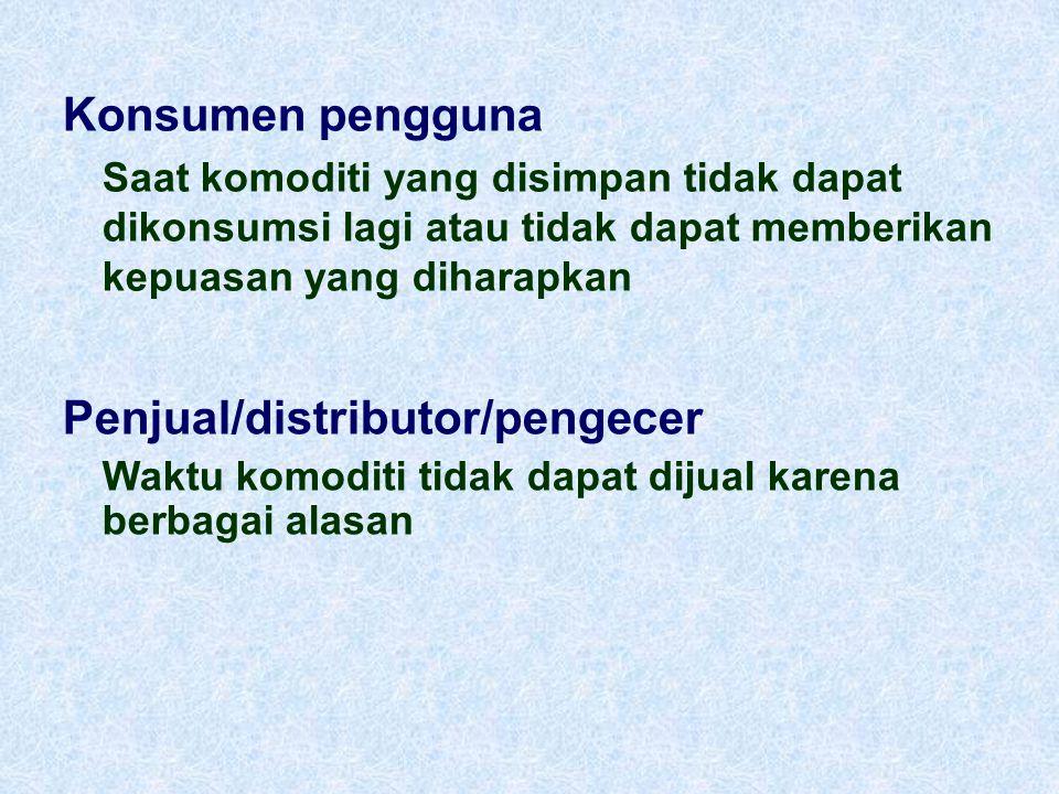 Penjual/distributor/pengecer