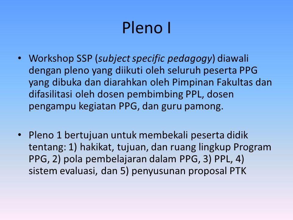 Pleno I