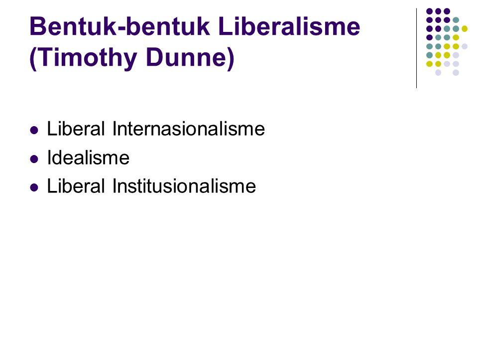 Bentuk-bentuk Liberalisme (Timothy Dunne)