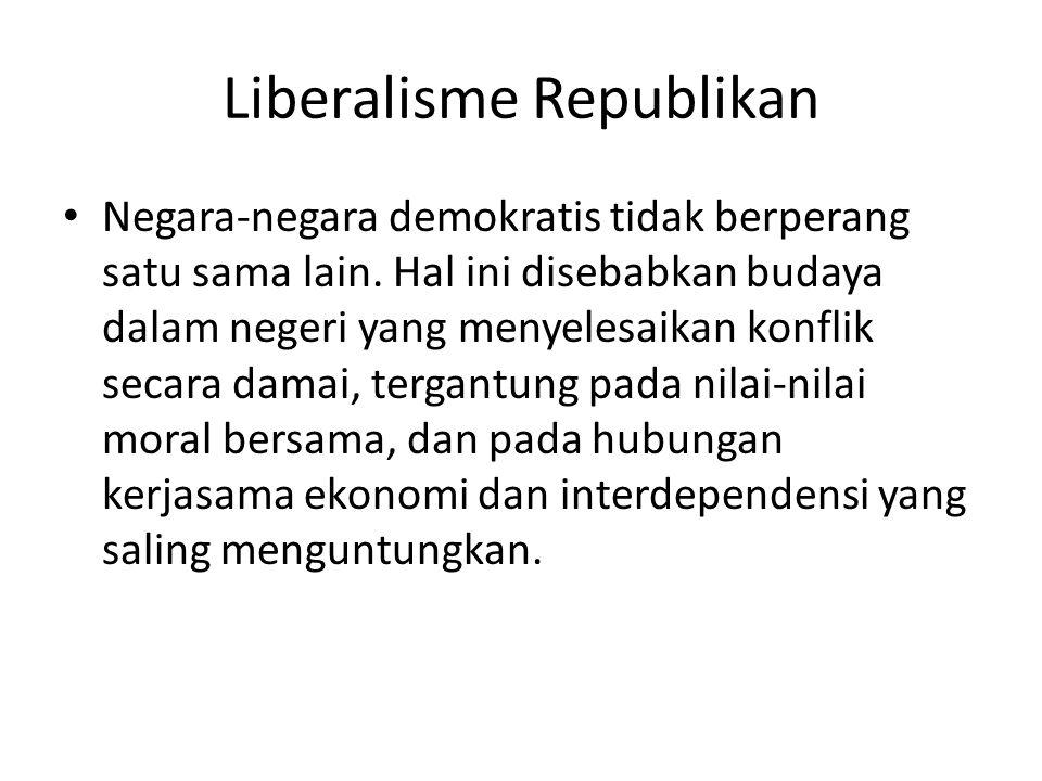 Liberalisme Republikan