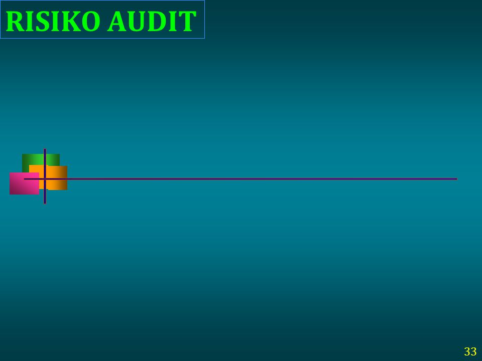 RISIKO AUDIT 33