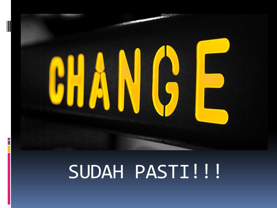 SUDAH PASTI!!!