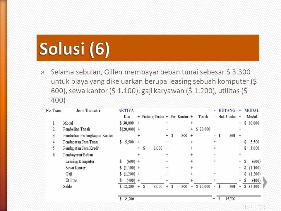 Solusi (6)