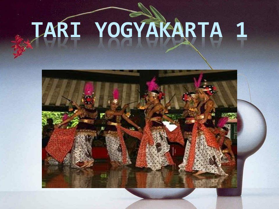TARI YOGYAKARTA 1