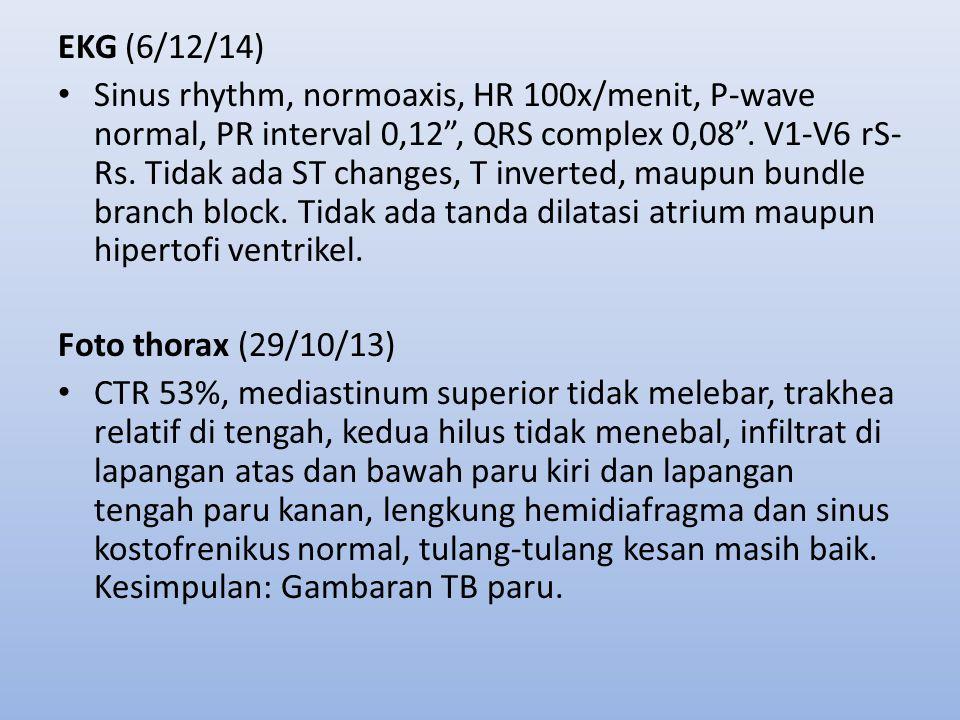 EKG (6/12/14)