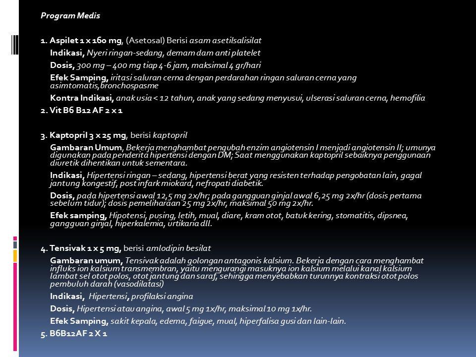 Program Medis 1.