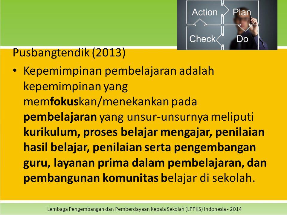 Pusbangtendik (2013)